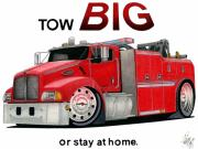 Cartoon Originals - Tow Big by Lyle Brown