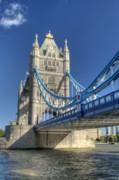 Tower Bridge 2 Print by Chris Day