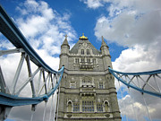 Tower Bridge 2 Print by Madeline Ellis