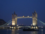 Aperture Prints - Tower Bridge Print by Janna Kern