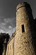 Castle Photos - Tower Of london by David Pyatt