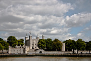 Tower Of London Prints - Tower of London Print by Dawn OConnor