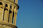 Leaning Building Photos - Tower Of Pisa by Mats Silvan