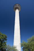 Tower Of The Americas Photos - Tower of the Americas by Tom Dowd