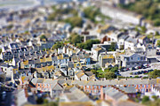 Miniature Effect Photos - Toy Town view by Simon Bratt Photography