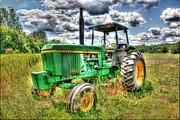 Mark Stewart - Tractor