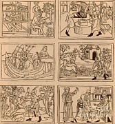 Forging Posters - Trades, 1475 Poster by Science Source