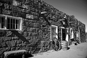 Trading Post Framed Prints - Trading Post Framed Print by Timothy Johnson