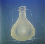 Hilton Mwakima Metal Prints - Traditional African Bottle Metal Print by Hilton Mwakima