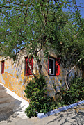 Tradition Art - Traditional house in Plaka by George Atsametakis