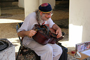 Perform Art - Traditional Jewish Performer by Mariola Bitner