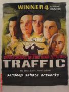 Blockbuster Art - Traffic by Sandeep Kumar Sahota
