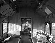 Slanec Photos - Train Compartment by Christian Slanec