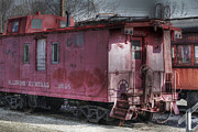 Trains Photos - Train Series 2 by David Bearden