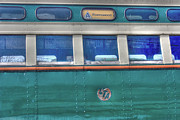 St Charles Photos - Train Series 8 by David Bearden