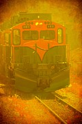 Artistic Photo Originals - Train to Yukon by Sophie Vigneault