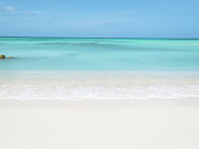 Horizon Metal Prints - Tranquil Beach Metal Print by William Andrew