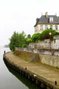 Seine Digital Art - Tranquil Seine by Brent Kelly