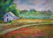 Tranquil Pastels - Tranquil Solitude by Kemberly Duckett