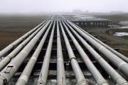 Hardware Photos - Trans-alaska Pipelines At An Oil Field by Joel Sartore