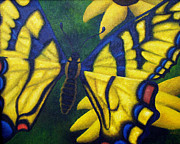 Transform Paintings - Transform and Be Free by Jessica Grace Leahy