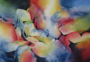 Illusional Prints - Transformation Print by Deborah Ronglien