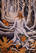 Monarchs Prints - Transformation Print by Sheri Howe
