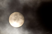 Venus Transit Prints - Transit of Venus 4 Print by Mick Anderson