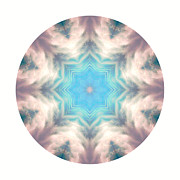Mandala Photos - Transitions by Ken Fields