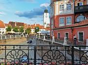 Ion vincent DAnu - Transylvanian City