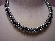 Freshwater Pearls Jewelry Originals - Tre Elegance by Ema Colon