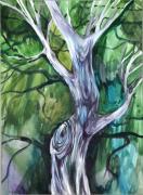 Anna  Duyunova - Tree