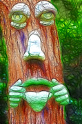 Russel Ray - Tree face