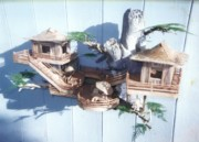 David Cole Art - Tree House Condo by David Cole