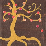 Kristi L Randall - Tree of Life - Left