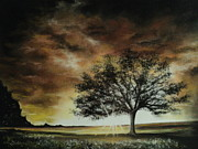 Tree Of Life Pastels - Tree of Life by Carla Carson