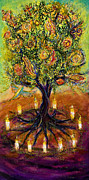 Metaphysics Prints - Tree of Life Print by Cola Smith