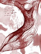 Drawings  - Tree Spirit 1 by Carol Rashawnna Williams
