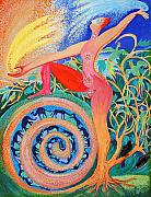 Transformation Originals - Tree Woman by Shoshanah Dubiner
