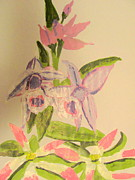 Amy Bradley - Triangle Flower...