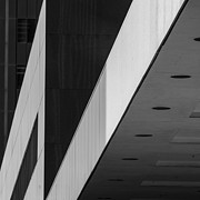Downtown Photos - Triangles and Zig-Zag by Matt  Trimble