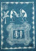Tribal Gods Print by Swati Sharma