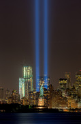 Clarence Holmes Photos - Tribute in Light XII by Clarence Holmes