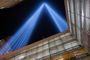Clarence Holmes Photos - Tribute in Light XV by Clarence Holmes