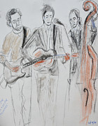 Sketchbook Originals - Trio by Karen Francis