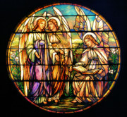 Bible Photos - Trio of Angels by Kristin Elmquist