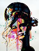 Woman Mixed Media - Tripped by Dean Russo