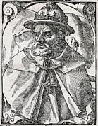Tristao Da Cunha, Portuguese Explorer Print by Middle Temple Library
