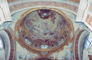 Siena Chapel Prints - Triumph of Saint Catherine Print by Fabrizio Ruggeri