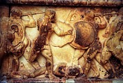 Trojan War Print by Andonis Katanos
